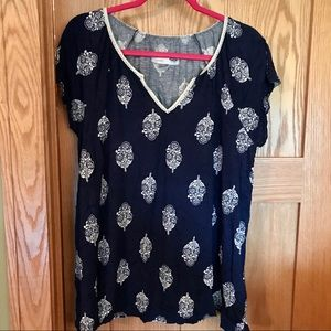 Old Navy Maternity tunic size L